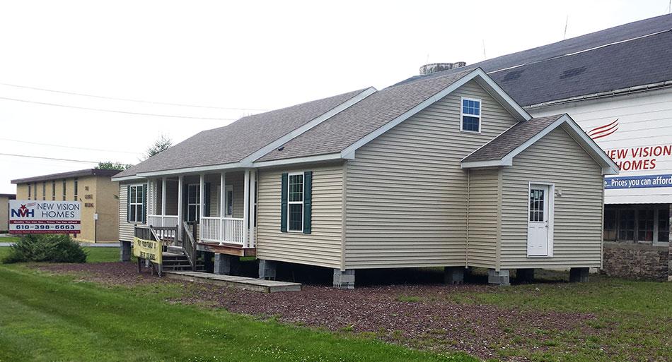 Models New Vision Homes